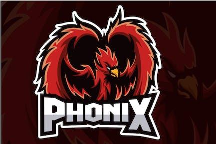 Phonix - Esport Logo