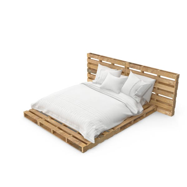 Thumbnail for Pallet Bed