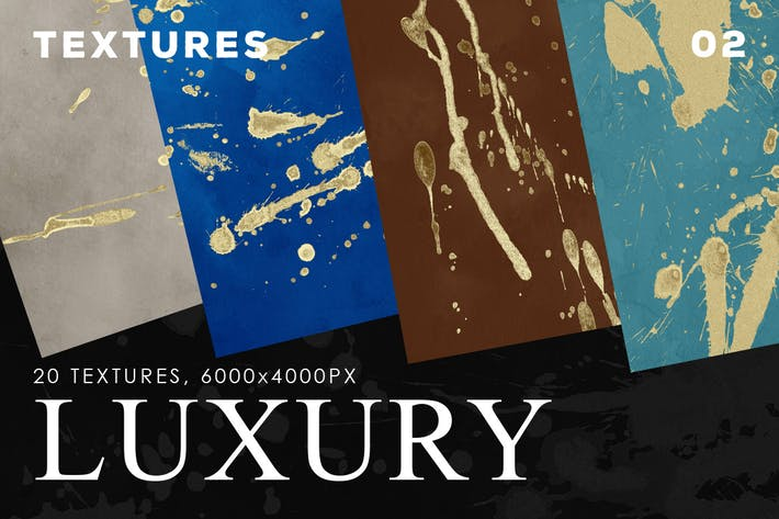Thumbnail for Luxury Paint Textures | 02