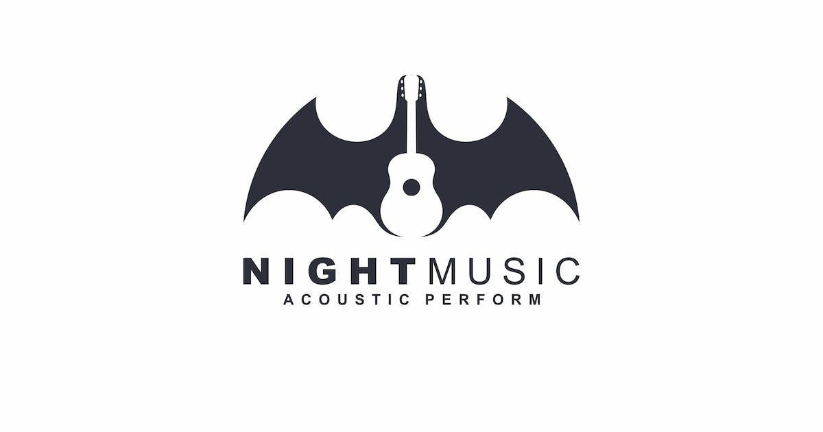 Download Night Music (bat & guitar) by artism_studio