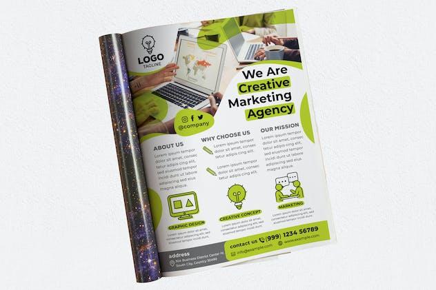 We Are Creative Marketing Agency Ads Magazine