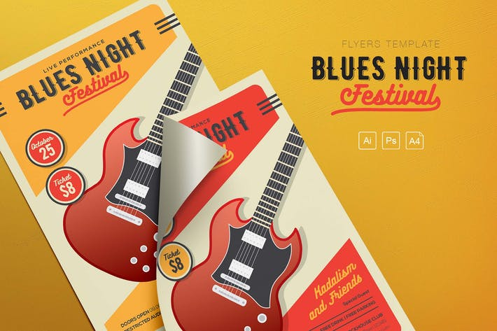 Thumbnail for Blues Night Festival