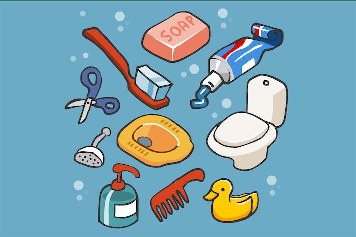 Thumbnail for bathroom set flat