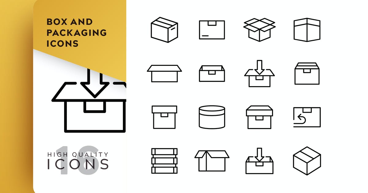 Download BOX AND PACKAGING OUTLINE by subqistd