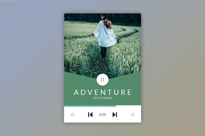 Thumbnail for Mini Music Player