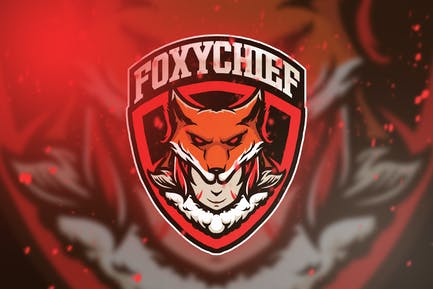 Fox Esport Logo Vol. 5