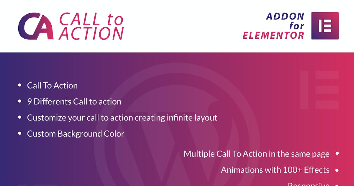 Download Call To Action for Elementor WordPress Plugin by ad-theme
