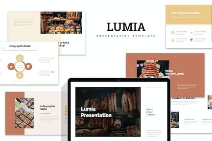 Lumia : Bakery Powerpoint