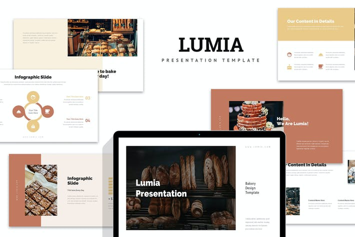 Thumbnail for Lumia: Пекарня Power