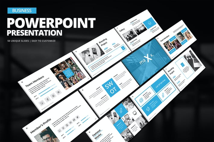 Cover Image For Business Powerpoint Presentation