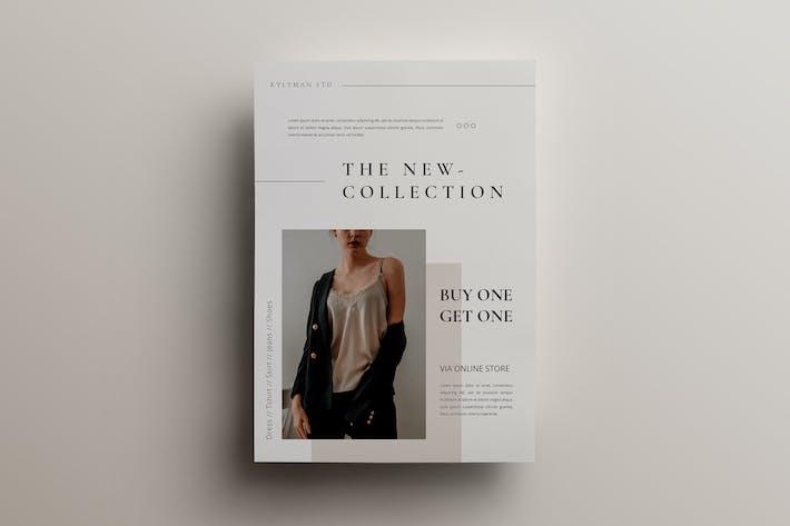 Thumbnail for Fashion Sales Flyer