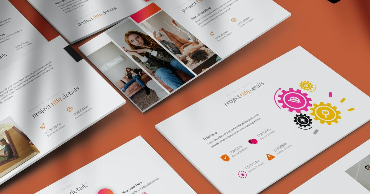 Download Chandra - Keynote Template by aqrstudio
