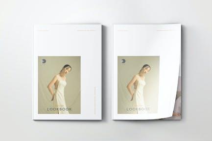 A5 Fashion Lookbook