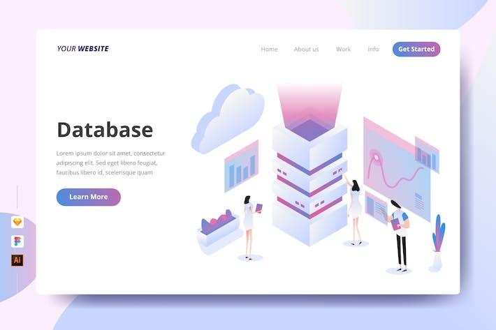 Thumbnail for Database - Landing Page