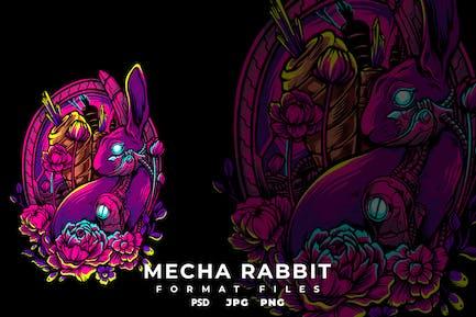 Mecha Kaninchen