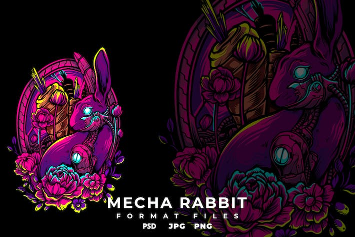 Thumbnail for Mecha Rabbit