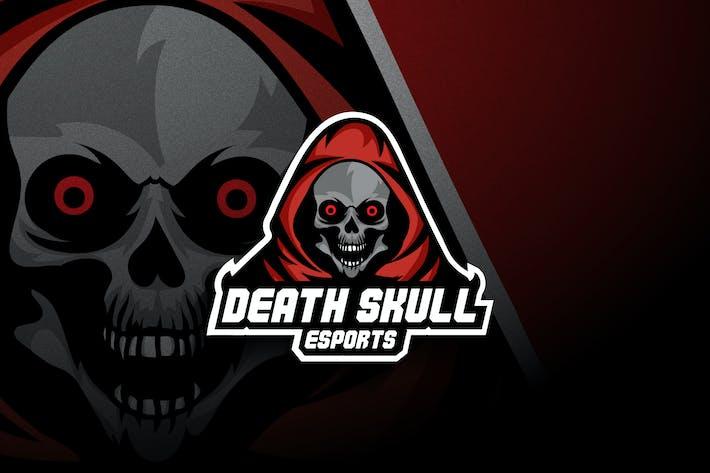 Thumbnail for Skull Esports - Mascot & Esport Logo