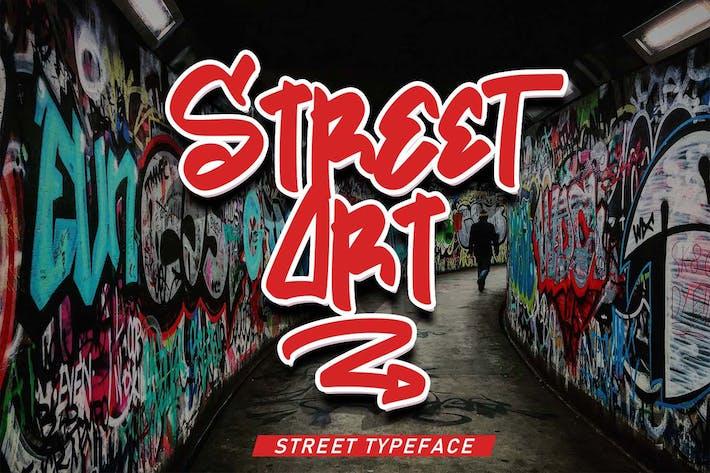 Thumbnail for Street Art | Street Typeface