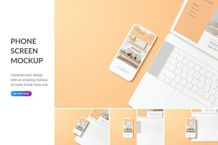 Thumbnail for Telefon Mockup
