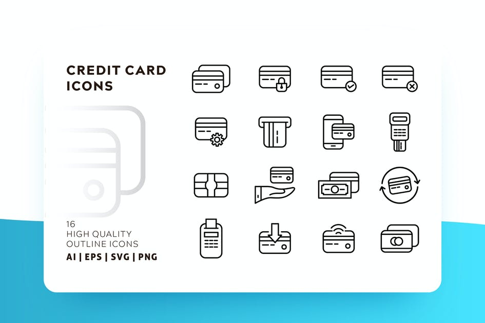 Download CREDIT CARD OUTLINE by subqistd