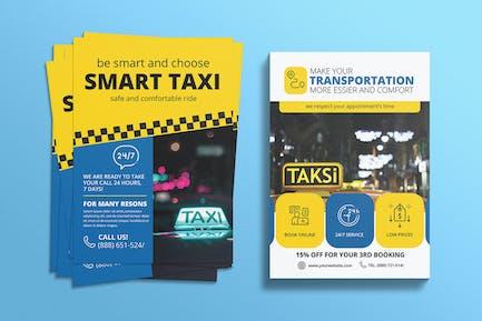 Taxi Flyer