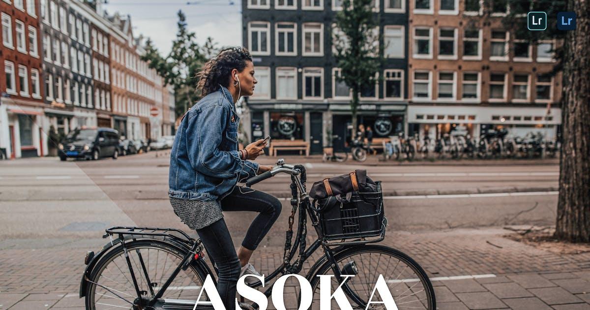 Download Asoka Mobile and Desktop Lightroom Presets by Laksmitagraphics