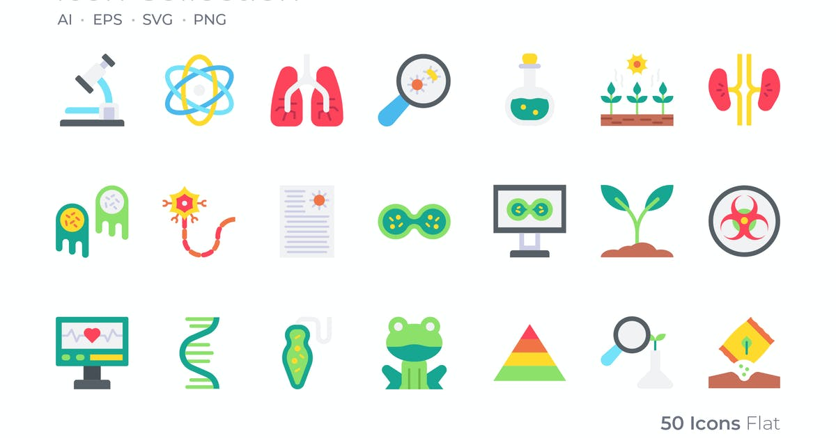Download Biology Color Icon by GoodWare_Std