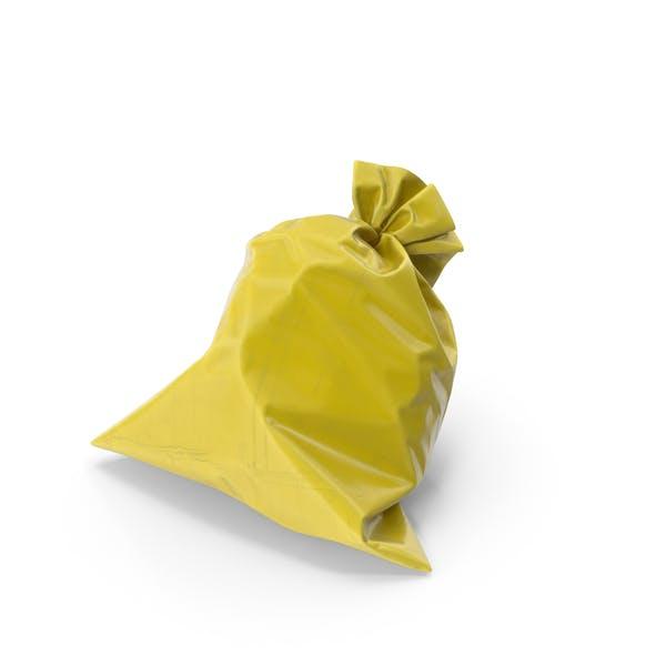 Garbage Bag Yellow