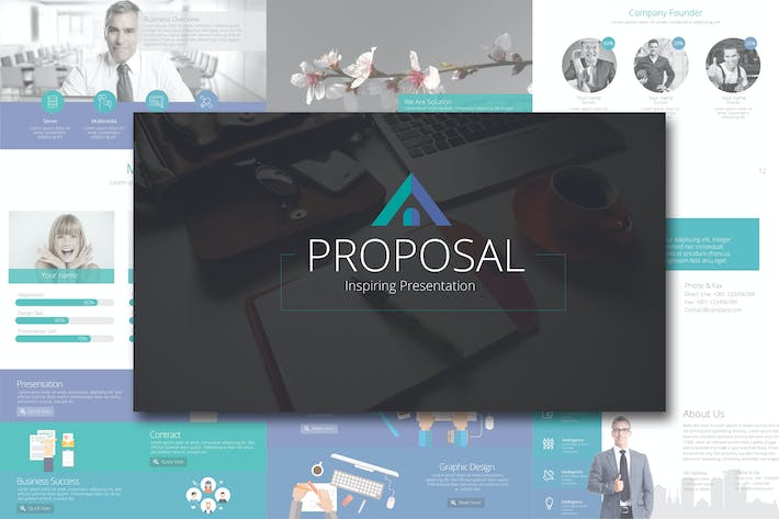 Thumbnail for Proposal Powerpoint