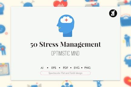 50 Elementos de control del estrés