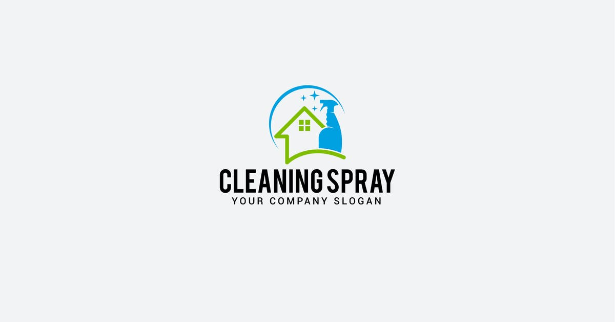 Download cleaning spray by shazidesigns