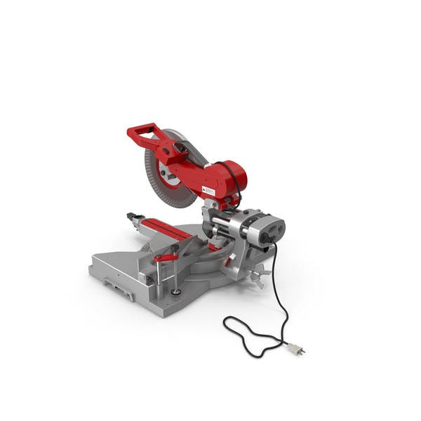 Cover Image for Sliding Compound Miter Saw