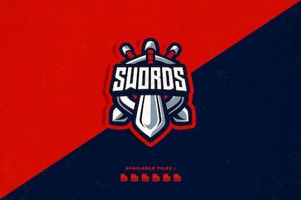 Sword Sport and Esport Logo
