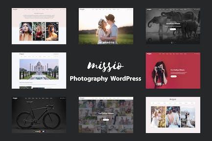 Missio — Fotografía WordPress