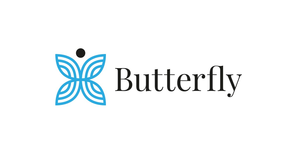 Download Butterfly Logo by uispot