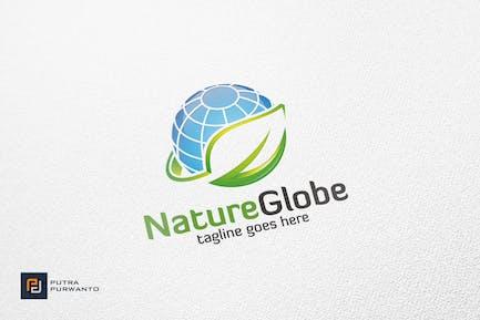 Nature Globe - Logovorlage