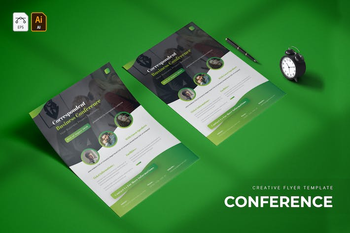 Business Conference | Flyer