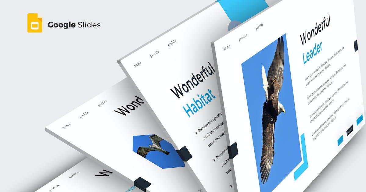 Download Eagleon - Google Slides Template by aqrstudio