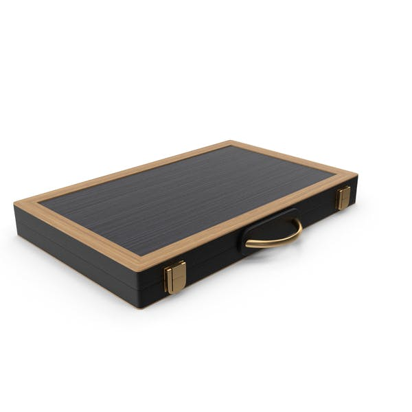 Folded Backgammon Board Game Case
