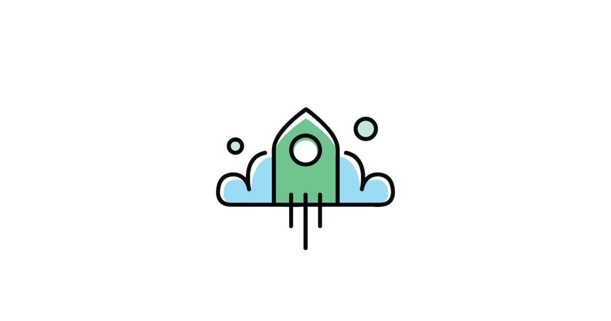 Download Host Rocket Logo by brandio