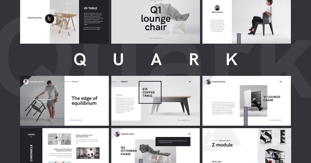 Download Quark Keynote by GoaShape