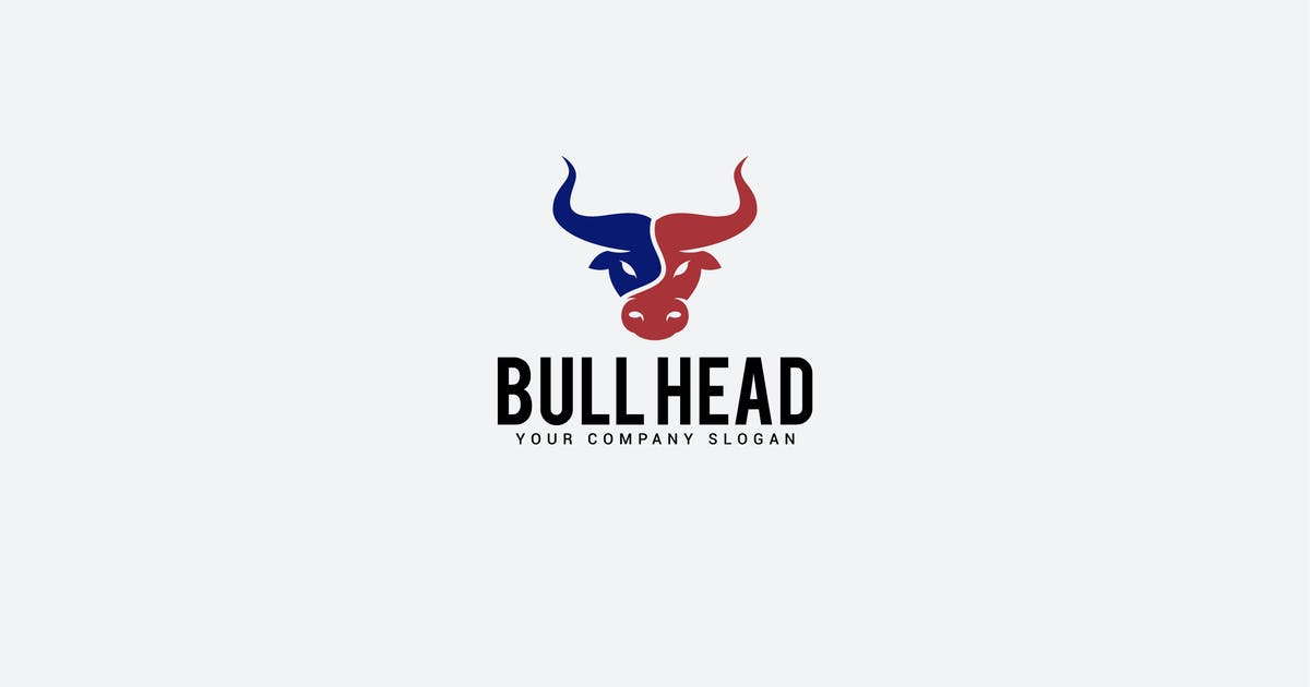 Download BULL HEAD by shazidesigns