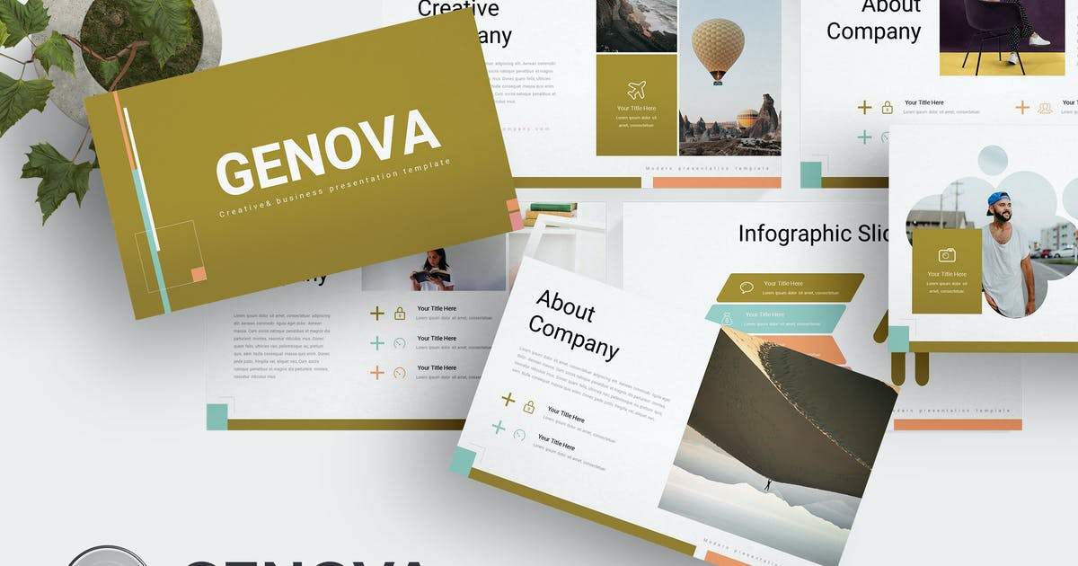Download Genova - Powerpoint Template by aqrstudio