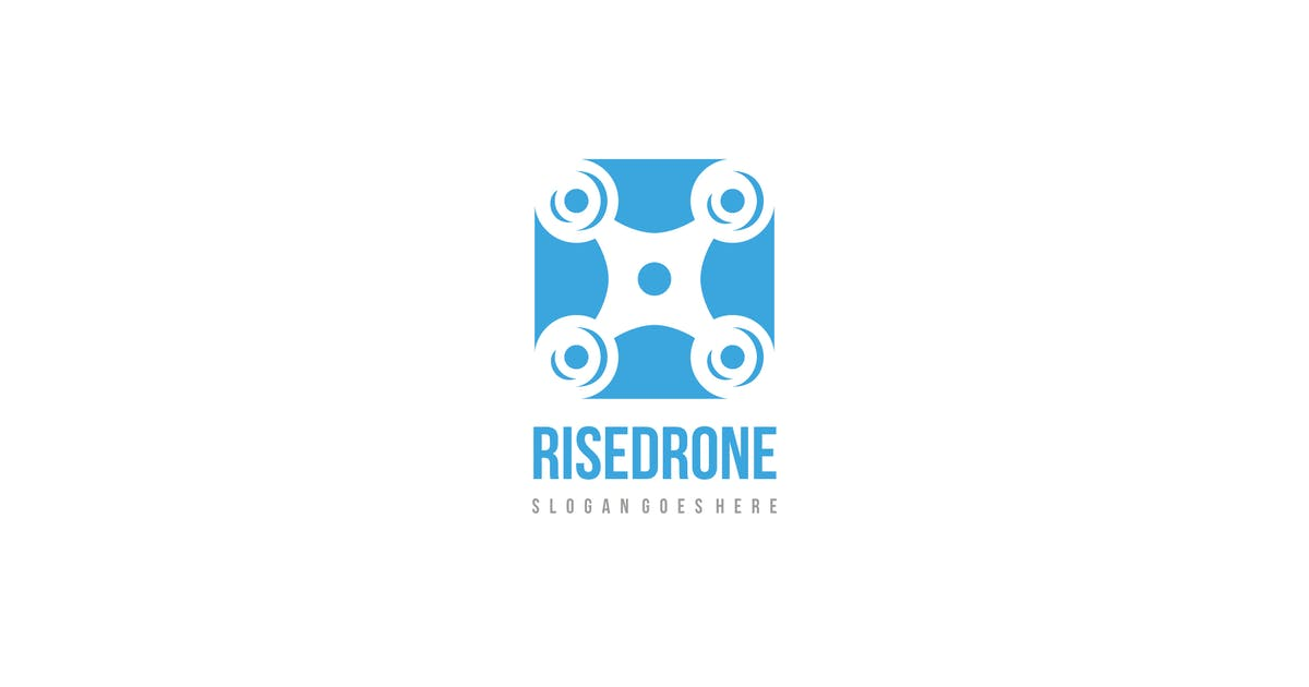 Download Drone Logo by 3ab2ou