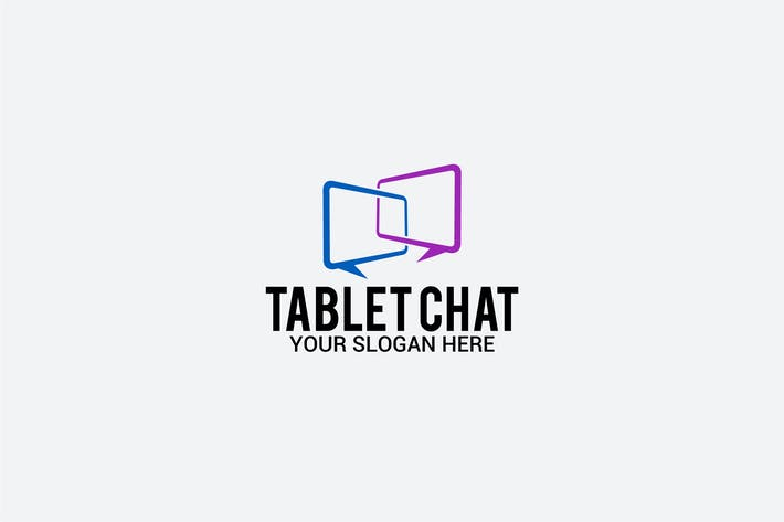 tablet chat