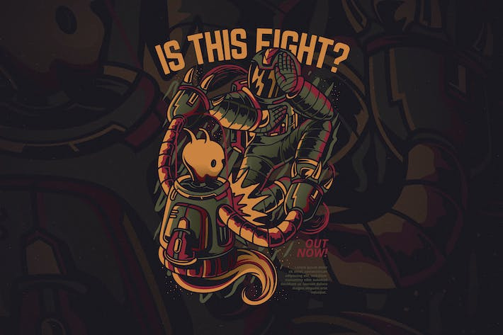 Thumbnail for Is This Fight?