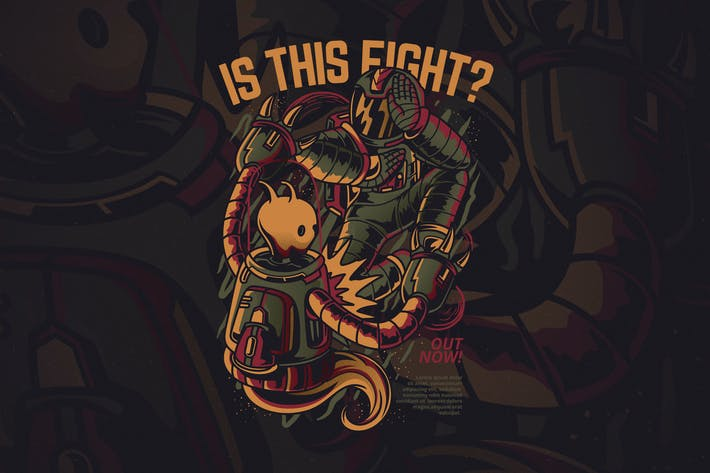 Is This Fight?