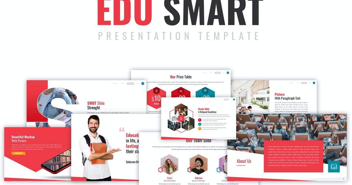 Download Edu Smart - Powerpoint Template by maghrib