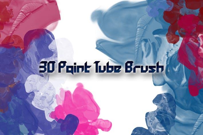 Thumbnail for 30 кистей для рисования