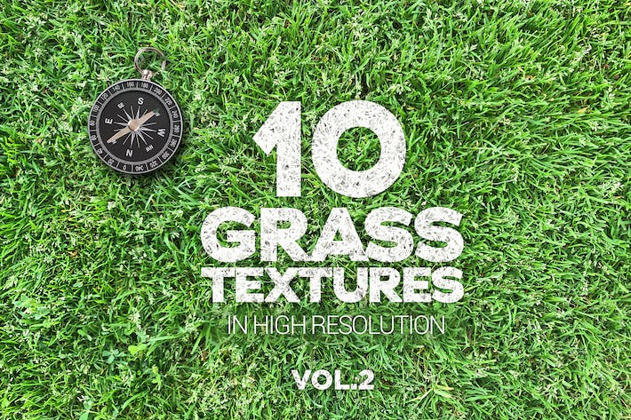 Thumbnail for Grass Textures x10 Vol 2